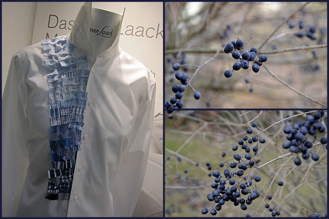 shirt with berries