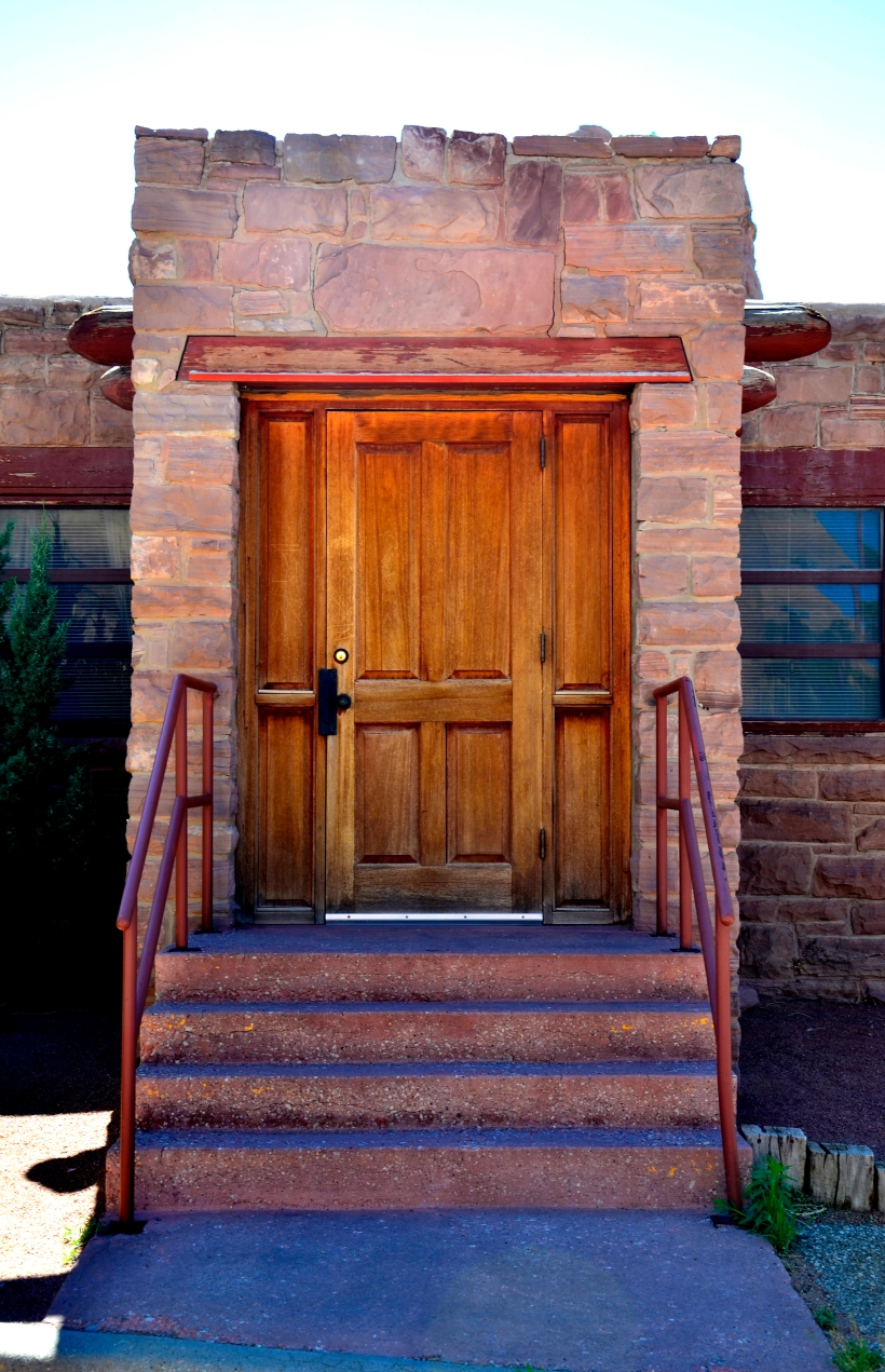 office door in window rock, az