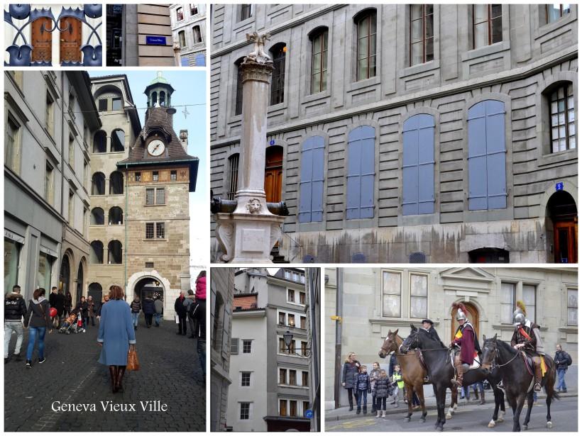 Geneva Vieux Ville